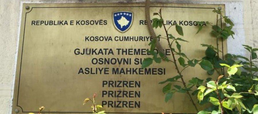 Vjedhi 1,500 euro në një pompë derivatësh në Suharekë, një muaj paraburgim për të dyshuarin
