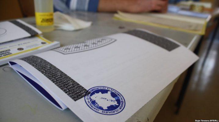 Fillon verifikimi i votave të ardhura nga Serbia