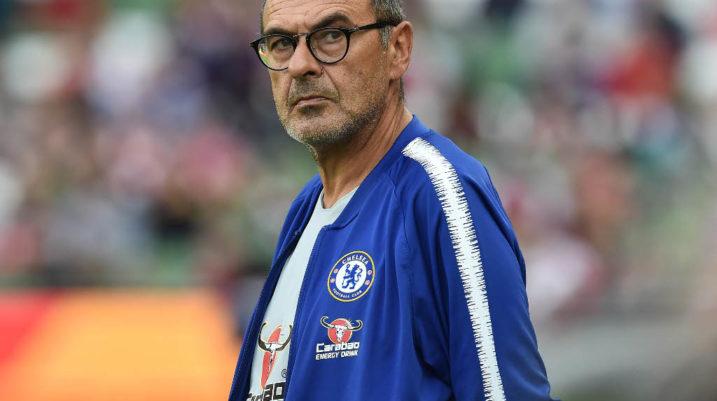 Zyrtare: Sarri trajneri i ri i Juventusit