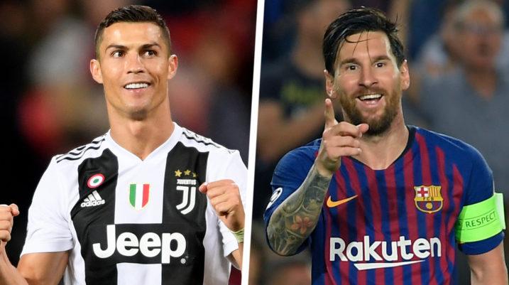 Ronaldo: Jam një lojtar më i mirë falë Messit!