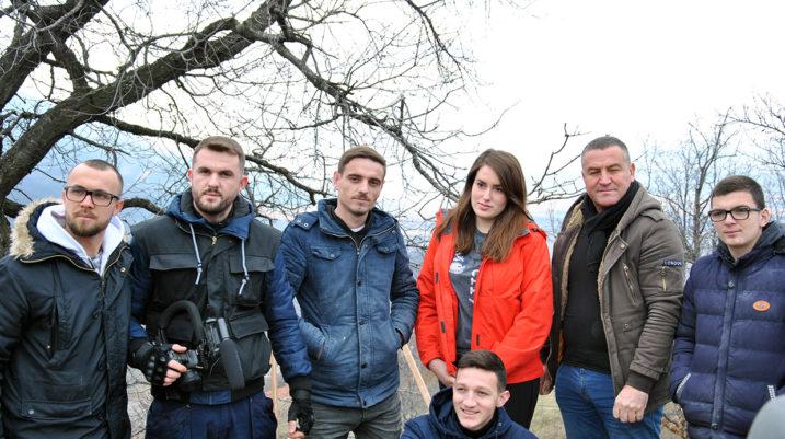 Të Rinjët e Qytetit gëzojnë mbi 60 familje për festat e fundvitit