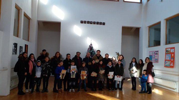 Shtëpia e Fellbahut hap ekspozitën e fëmijëve për festat e fundvitit