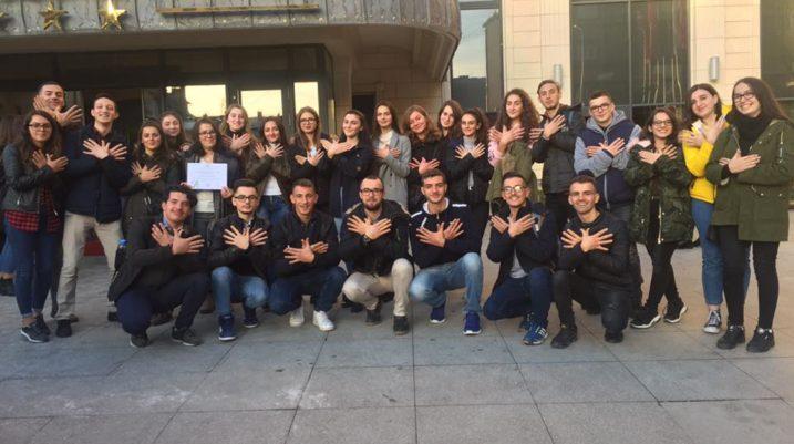 Kuvendi i të Rinjëve të Suharekëssot mori pjesë në eventin Vullnetarët e vitit 2018