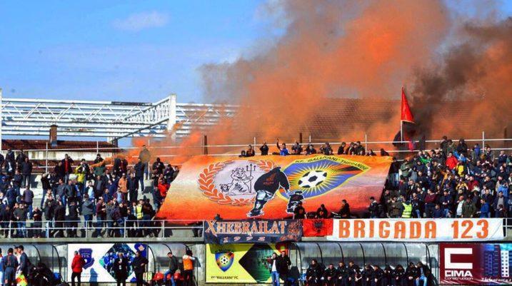'EL CLASICO', KF Llapi ndaj FC Ballkanit zhvendoset në Podujevë