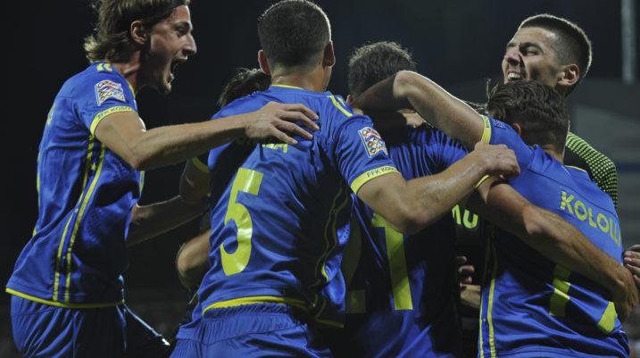 Publikohet lista e futbollistëve të Kosovës për ndeshjet ndaj Malit të Zi dhe Bullgarisë