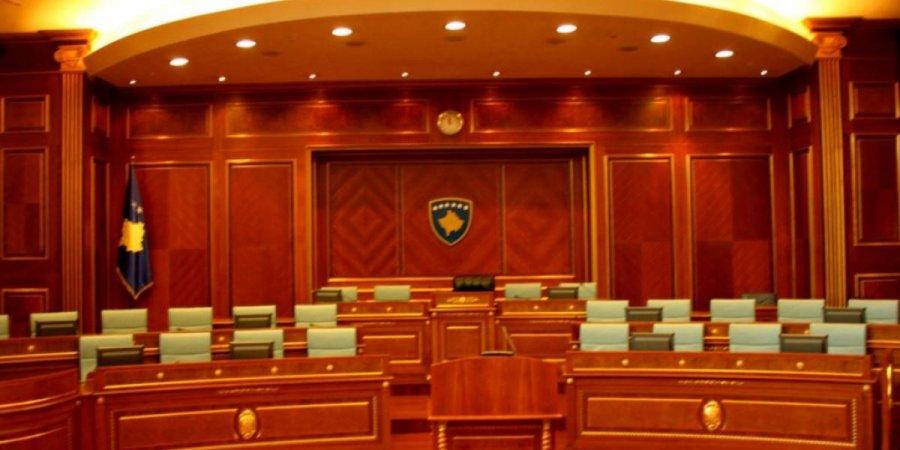 Kuvendi shpërbëhet më 22 gusht