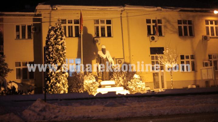 [DOKUMENT] Komuna ndan 105 mijë euro për mirëmbajtjen dimërore të rrugëve lokale