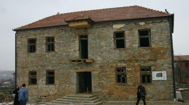 Shtëpia Kullë e Ramë Bllacës do të restaurohet