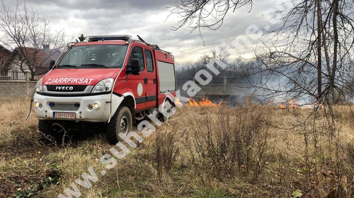 Vënia e zjarreve mbetet shqetësuese, Instituti i Shëndetësisë Publike me apel