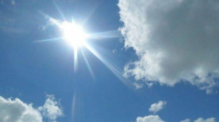 Suharekë: Moti sot me diell dhe vranësira
