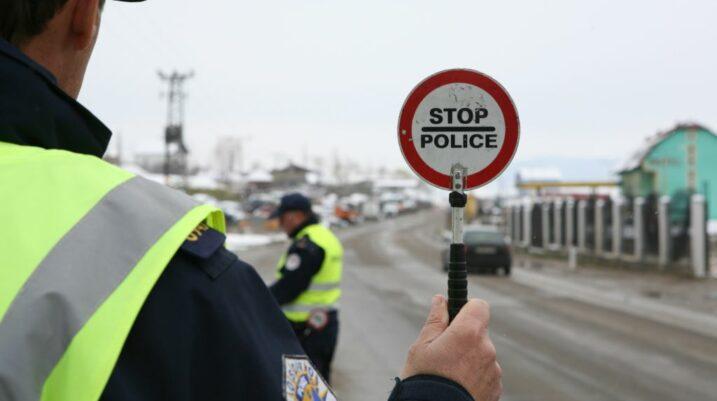 Brenda 24 ore 58 aksidente, 1562 tiketa trafiku e 22 të arrestuar