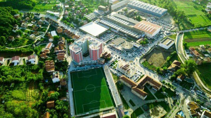 Stadiumi i Qytetit Foto: Herolind Bytyçi / Hallka