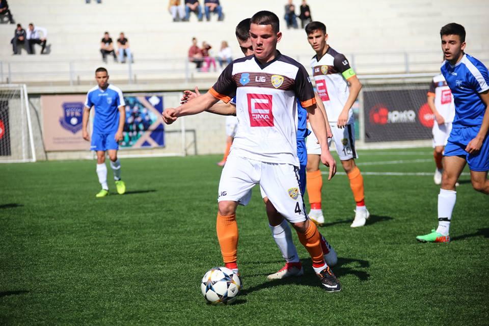 Ballkani përfundon ndeshjen ndaj Dukagjinit me rezultat baras