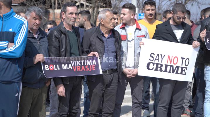 [VIDEO] Marshi protestues në Mushtisht, nesër fillon nënshkrimi i peticionit!