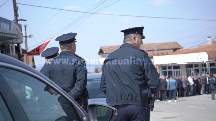 Suharekë: Brenda javës, 2 vjedhje, 1 dhunë në familje dhe 6 aksidente trafiku