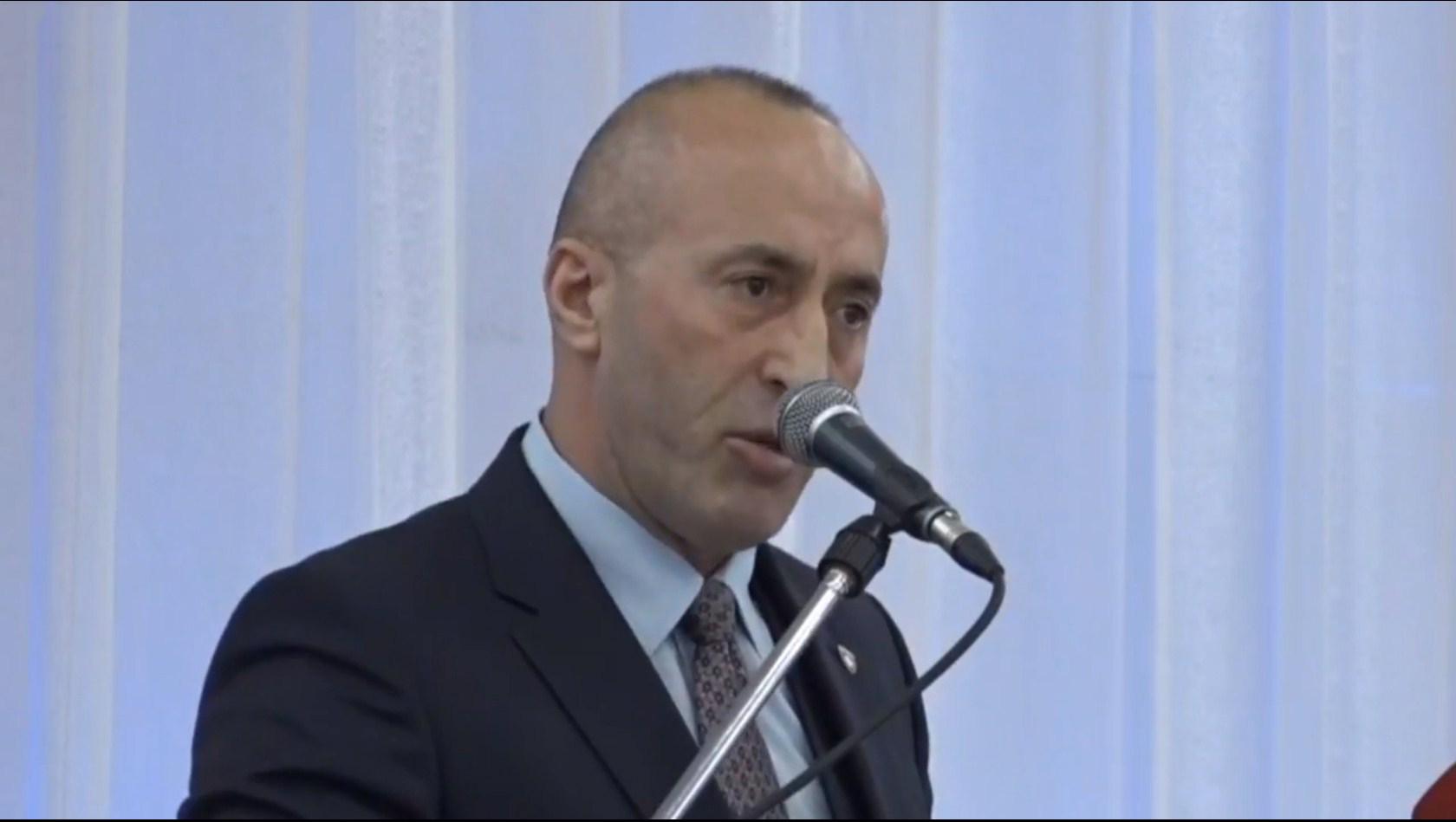 Këto janë fjalët e Haradinajt pak para seancës së fundit