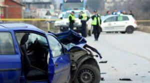 Mbi 240 aksidente trafiku për pesë ditë në Kosovë