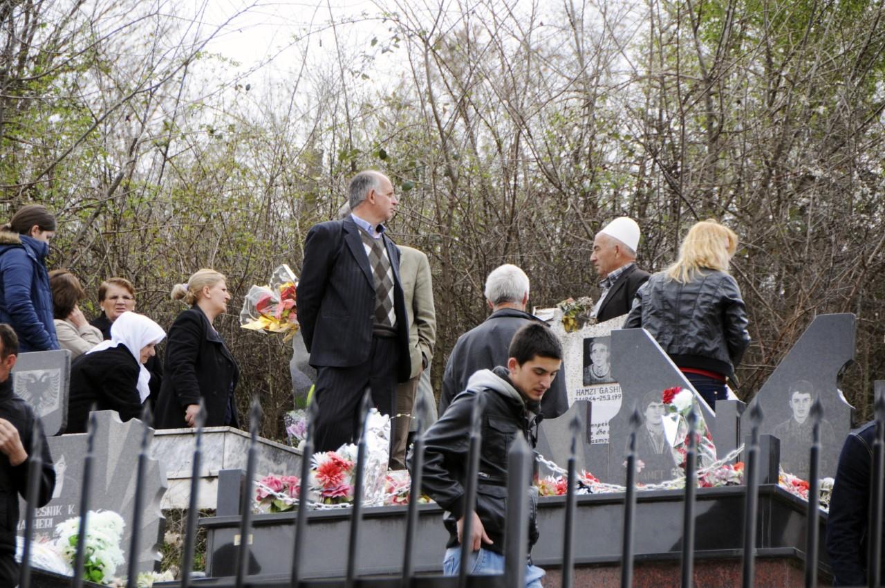 22 vite nga masakra e 46 martirëve të fshatit Tërrnje
