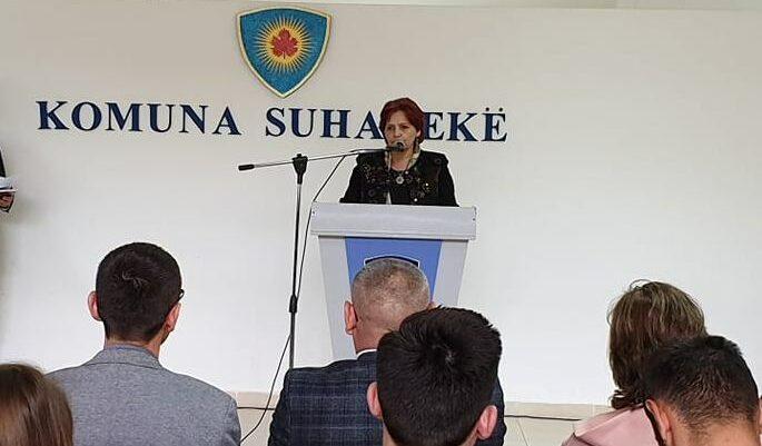 """Suharekë: Shënohet java e """"Bibliotekës së Kosovës"""""""