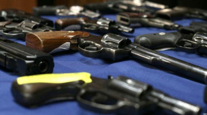 Mbi 1700 kërkesa për legalizimin e armëve, dënimet nga 5 deri në 10 vjet