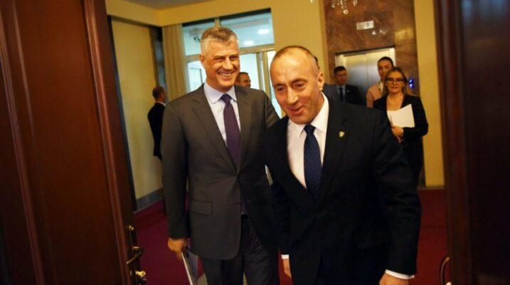 Kryeministri Haradinaj: Jam i prishur me Thaçin