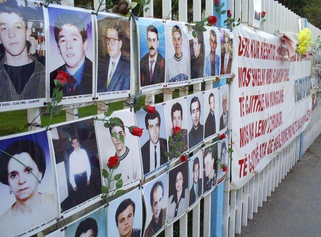 Kosova në kërkim edhe të 1653 të zhdukurve