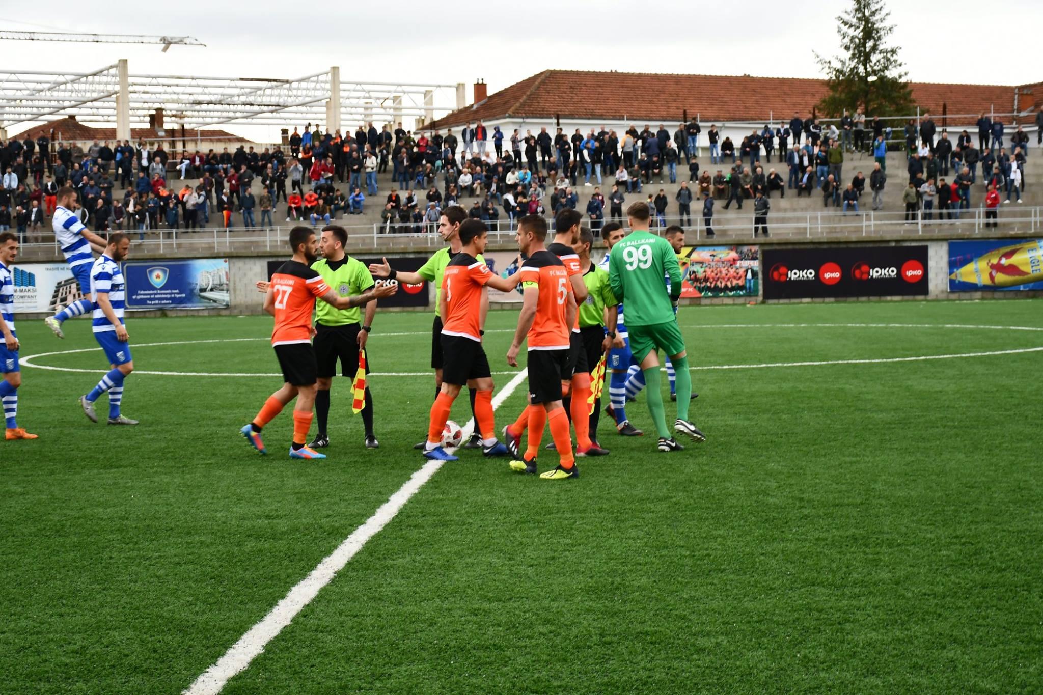 Sot miqësorja e dhjetë, FC Ballkani ndaj KF Minatori