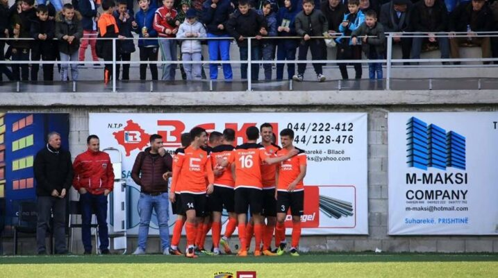FC Ballkani e mposht KF Flamurtarin në Suharekë