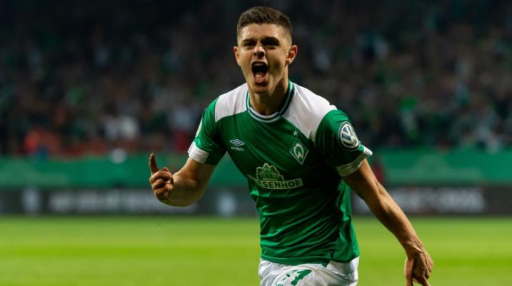 Milot Rashica arritje të jashtëzakonshme në Werder Bremen
