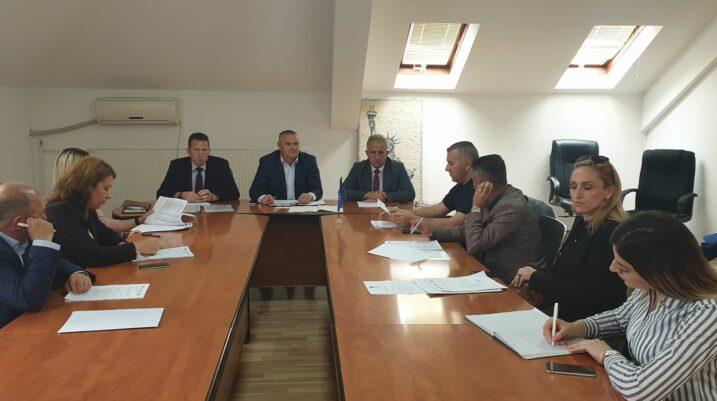 Suharekë: Mbahet mbledhja e rregullt e KPF-së