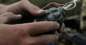 Nëpërbisht, gjersa po punonte qytetari has në mjet shpërthyes-granatë dore