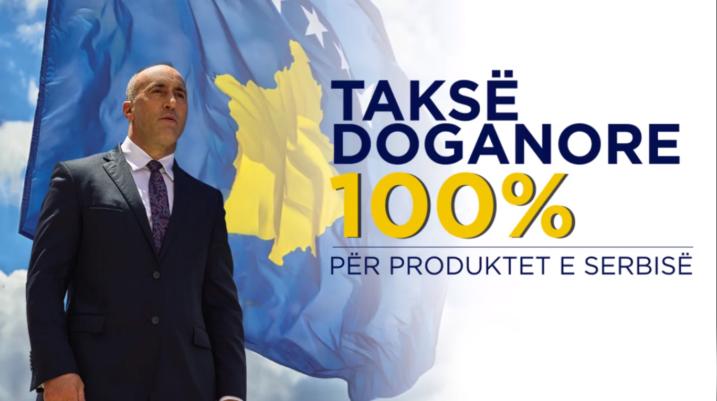 Haradinaj: Taksa është shtet, nëse hiqet nuk siguron njohje