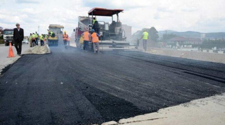 Rahovec-Suharekë: Për shkak të punimeve në rrugë disa segmente pritet të kenë pengesa në qarkullim