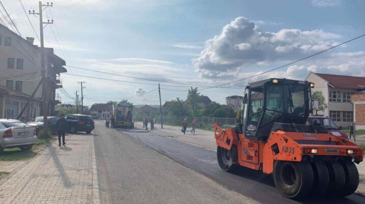 MIT njofton se në cilat rrugë është duke u punuar në Suharekë