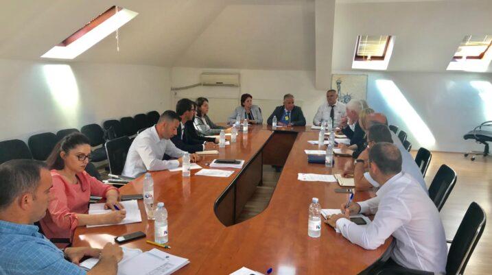 Suharekë: Mbahet mbledhja e Këshillit të Drejtorëve