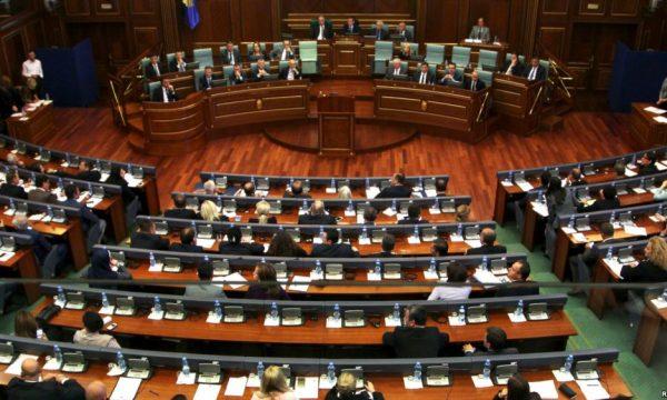 Lista Serbe injoron seancën për shpërndarjen e Kuvendit