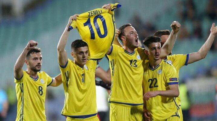 Kosova për gjashtë pozita më lartë në renditjen e FIFA-s