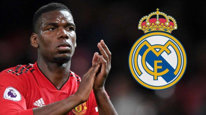 Madridi arrin marrëveshje për Pogban për 100 milionë euro