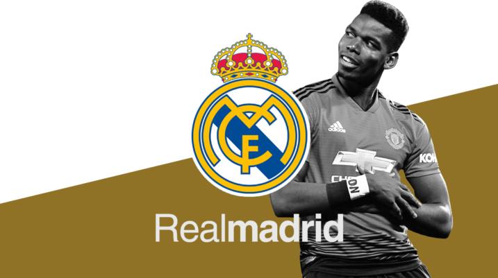 Pogba në Real Madrid