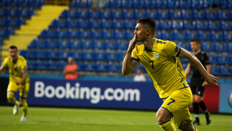Rashica mungon disa javë, mund t'i humbasë ndeshjet me Kosovën ndaj Çekisë dhe Anglisë