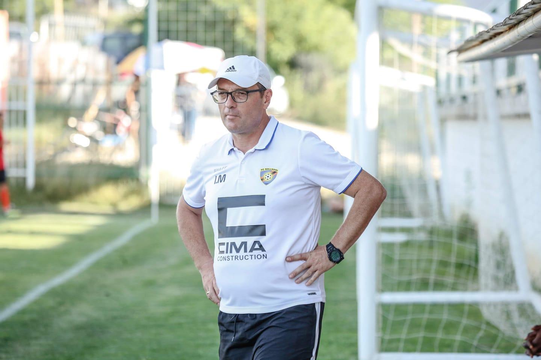 Trajneri i FC Ballkanit flet për barazimin e djeshëm ndaj KF Dukagjinit