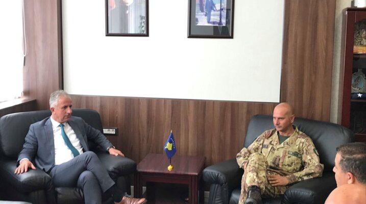 Colonel Daniele PISANI: Në Suharekë po ndihem shumë mirë, sepse pash një ambient të pastër dhe rregull