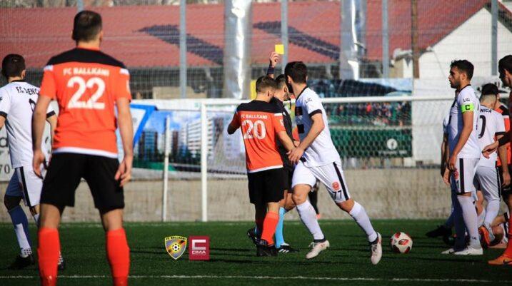 FC Ballkani shënon fitore në miqësoren ndaj KF Drenicës