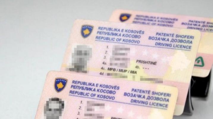 Për 9 muaj mbi 5 mijë kosovarë mbeten pa patentë shoferë
