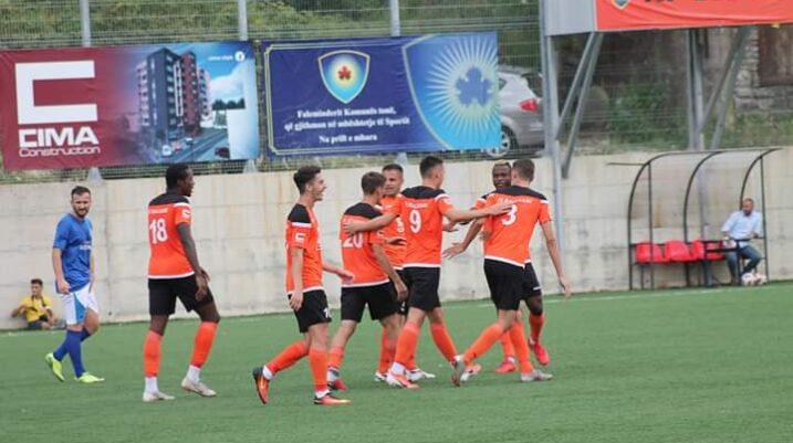 FC Ballkani ndaj FC Llapi, përfundojme rezultat baras