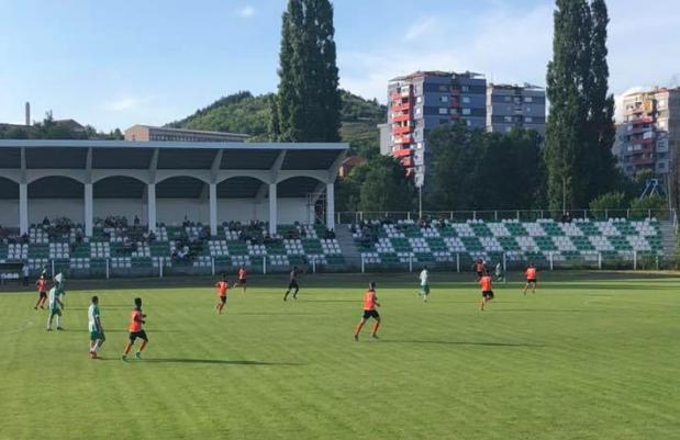 Trepça 89 – Ballkani, përfundon ndeshja miqësore me rezultatin baras