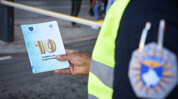 Lansohet fushata për siguri në rrugë