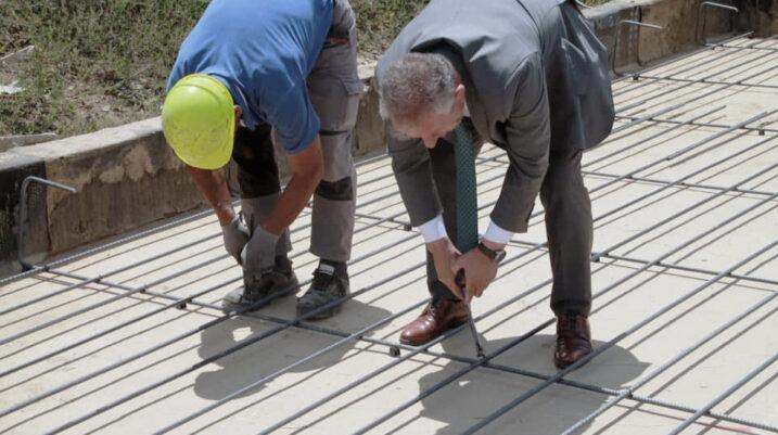 """90 ditët e ndërtimit të shtëpisë së kulturës """"Ukë Bytyçi""""!"""