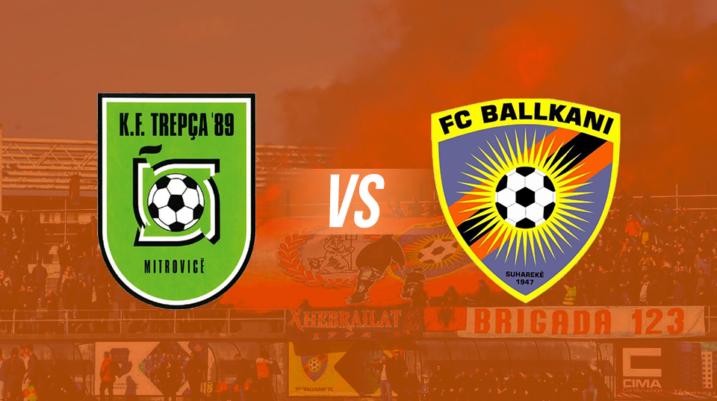 KF Trepça 89 luan sot miqësore ndaj FC Ballkanit
