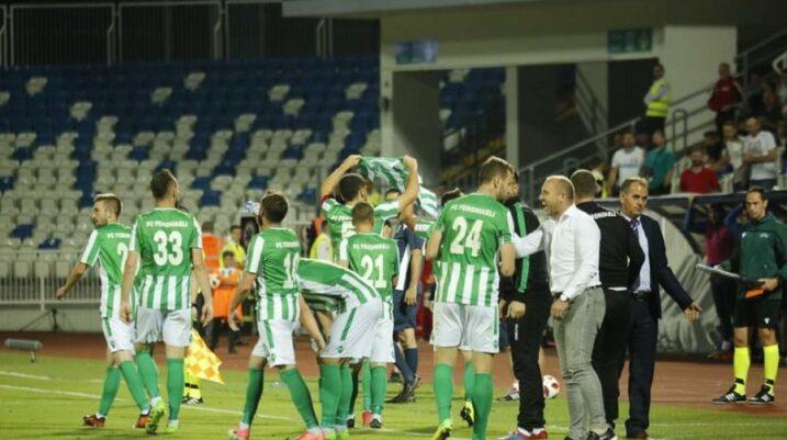 FC Ballkani në përkrahje të Feronikelit për ndeshjen ndaj TNS